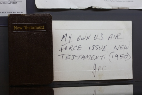 U.S. Air Force New Testament