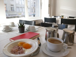 Breakfast at Hotel Kreuz Bern