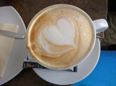 Coffee in Zurich